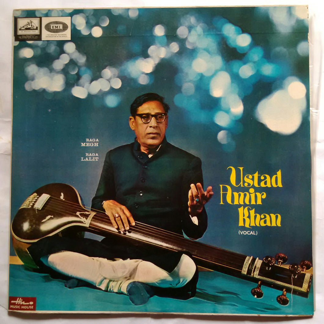 Ustad Amir Khan ( Vocal )