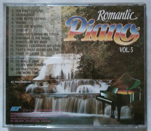 Romantic Piano Vol -5