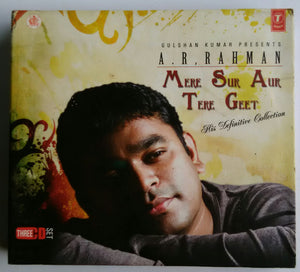A. R. Rahman ( Mere Sur Aur Tere Geet ) Three CD set