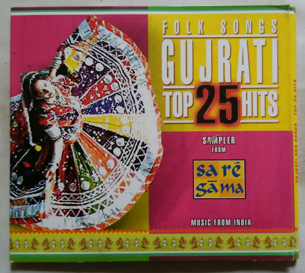 Folj Songs Gujrati Top 25 Hits ( 2 CDs Pack )