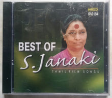 Best Of S. Janaki - Tamil Films Songs