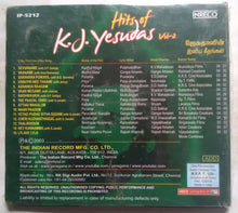 Hit's Of K. J. Yesudas Vol -2