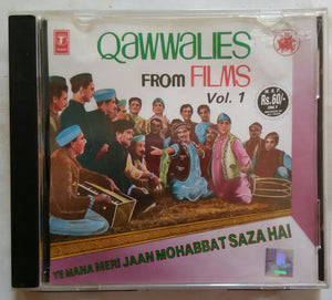 Qawwalies From Hindi Films Vol -1