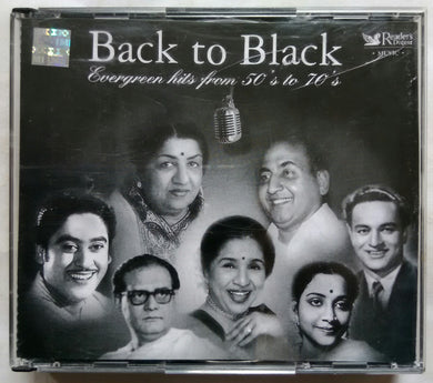 Back to Back ( Evergreen Hits From 50's to 70's Hindi Film Songs Vol -1 to 5 )