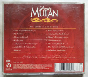Disney's Mulan : Original Soundtrack
