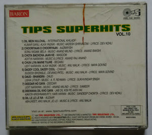 Tips Super Hits - Vol :10 ( Daddy Cool )