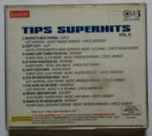 Tips Super Hits - Vol :6 ( Mehfil Mein Bar Bar )
