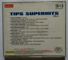 Tips Super Hits - Vol :5 ( Dekha Tujhe To )