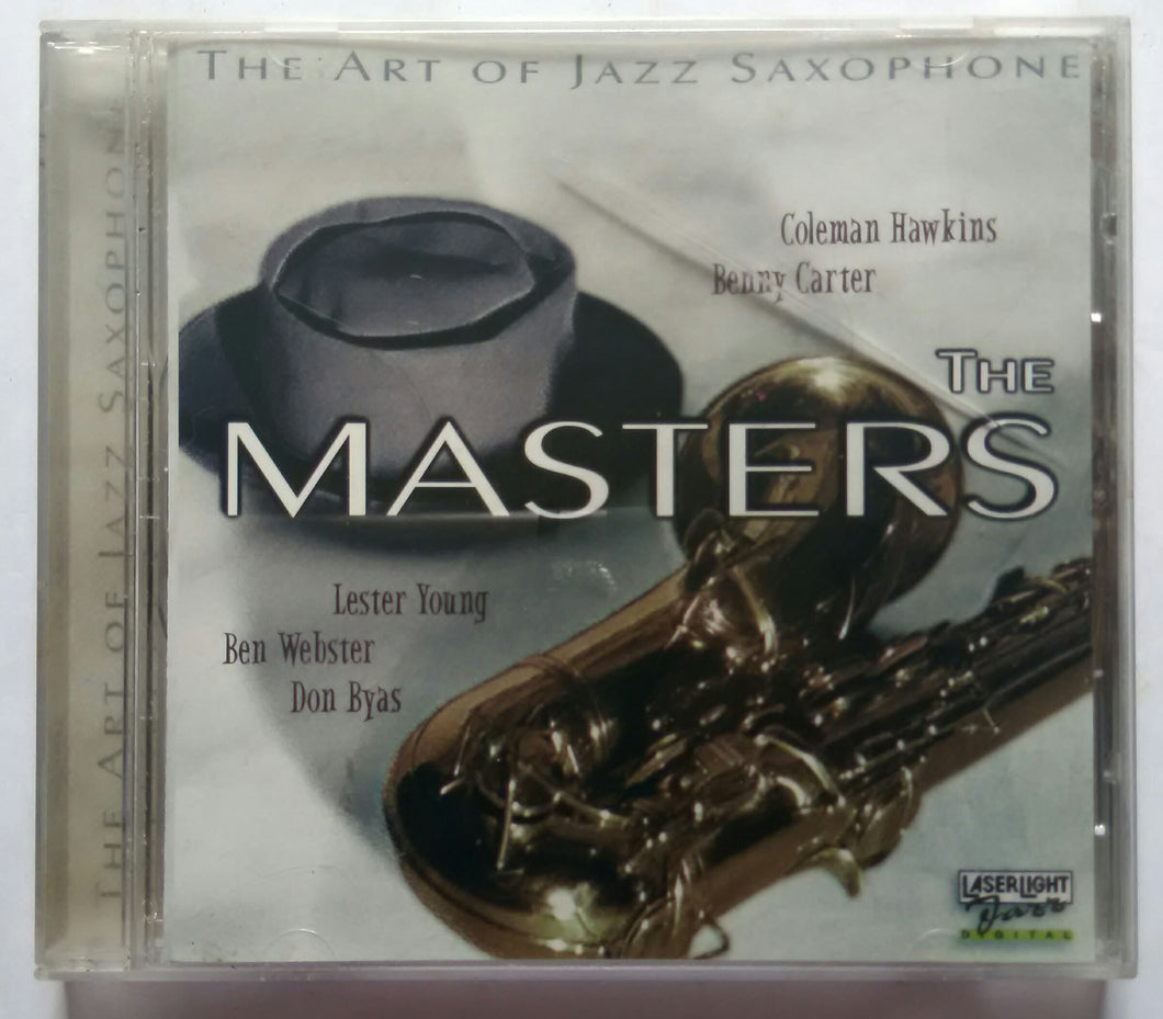 The Art Of Jazz Saxophone - The Masters