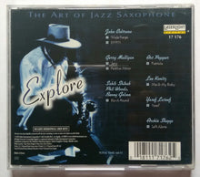 The Art Of Jazz Saxophone - Explore