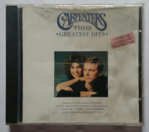 Carpenters ( Their ) Greatest Hits