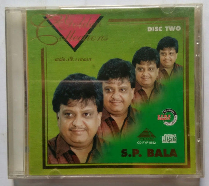 Golden Collections S. P . Balasubramaniam ( Disc 2 )
