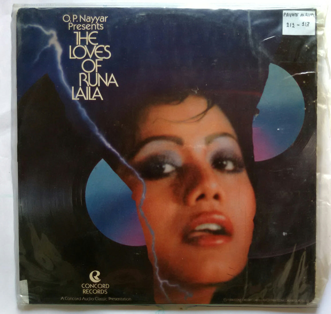 O. P. Nayyar Presents ; The Loves Of Runa Laila ( Disc 1&2 )