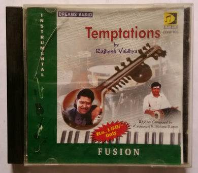 Temptationd by Rajhesh Vaidhya ( Instrumental )