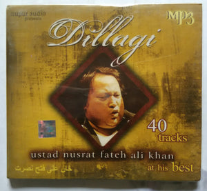 Dillagi - Ustad Nusrat Fateh Ali Khan at his best 40 tracks ( MP3 )