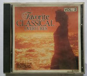 Favorite Classical Overtures - Vol :2