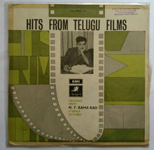 Hits From Telugu Films Vol :5 ( Melodies From N. T. Rama Rao Starrer Pictures )