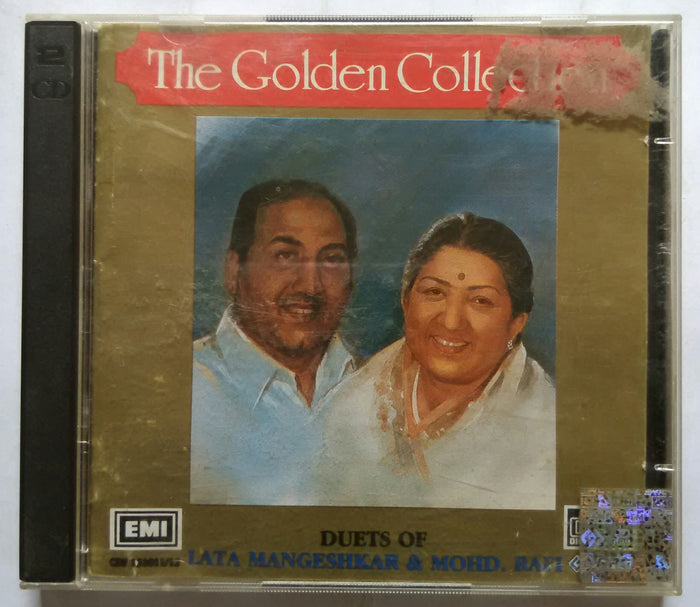 The Golden Collection : Duets Of Lata Mangeshkar & Mohd Rafi - Disc 1&2