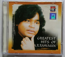 Greatest Hits Of A. R. Rahman : Star Music