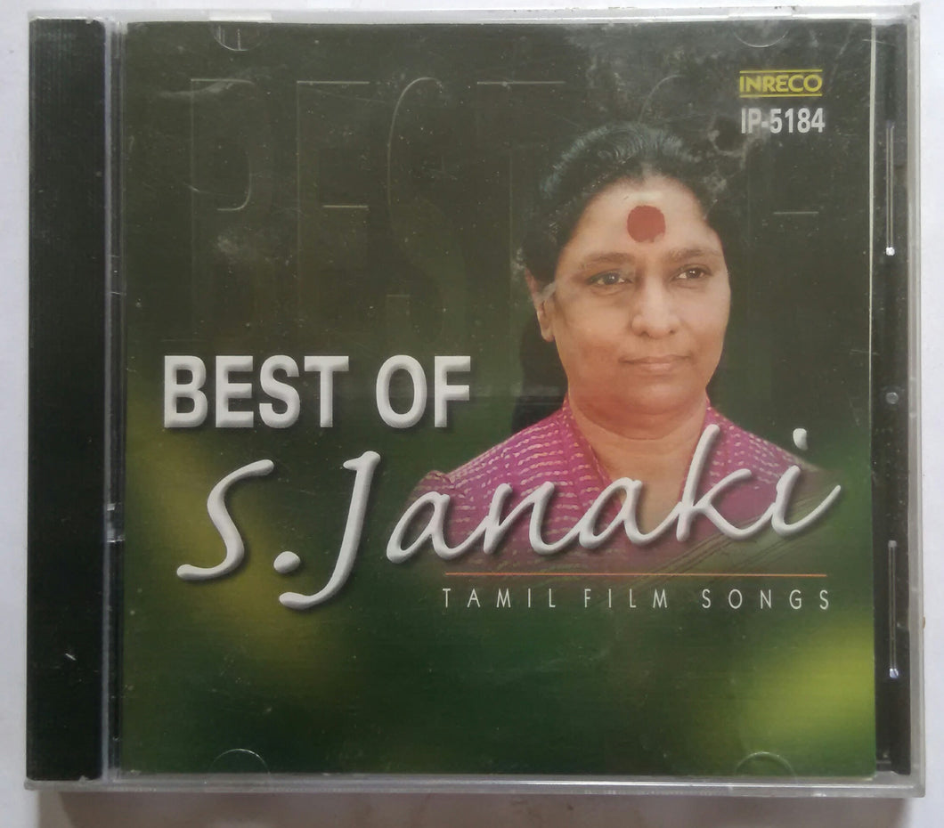 Best Of S. Janaki ( Tamil Film Songs ) Inreco