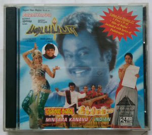 Padaiyappa / Minsara kanavu / Indian ( With 1 Free CD Of Hits Of Rajini )