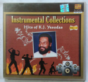 Instrument Collections Hits Of K. J . Yesudas Vol -1