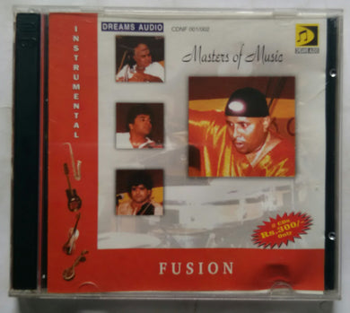 Instrumental - Masters Of Music Fusion