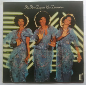 The Three Degrees - New Dimensions