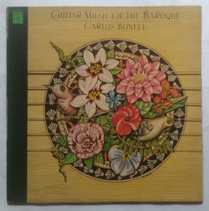 Guitar Music Of The Baroque - Carlos Bonell