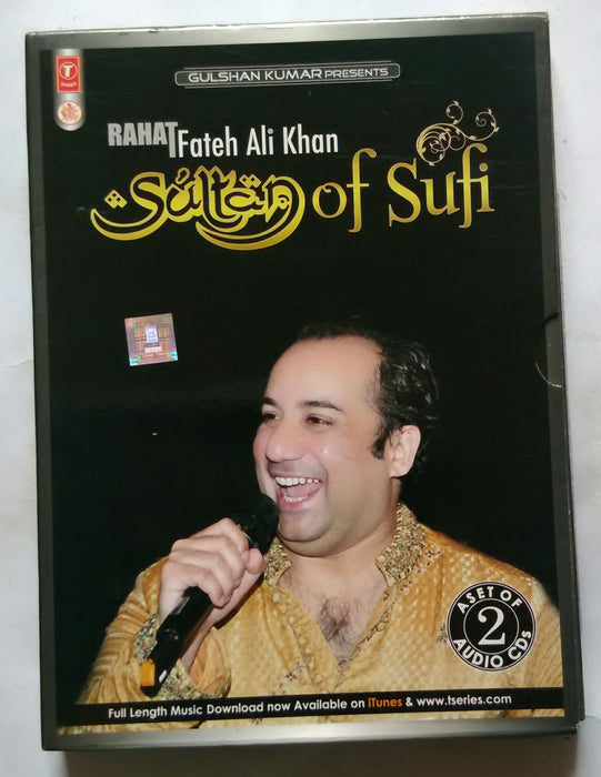Rahat Fateh Ali Khan - Sultan Of Sufi ( Disc -1&2 )