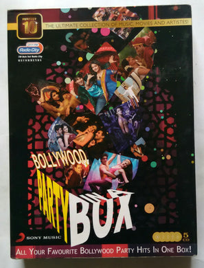 Bollywood Party In A Box ( 5 CD Peck )