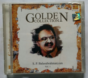 Golden Collection S. P. Balasubramaniam Vol -1