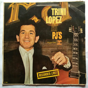 Trini Lopez - At PJ's
