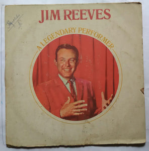 Jim Reeves - A Legendary Performer