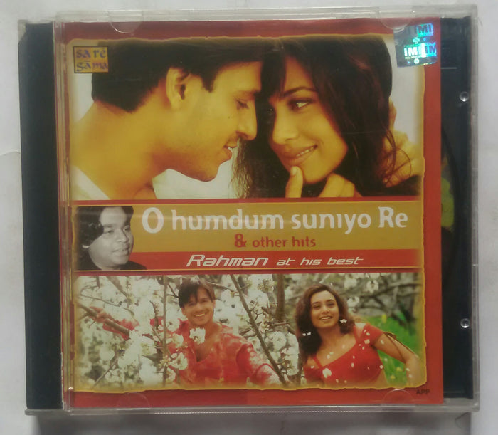 O Humdum Suniyo Re & Other Hits Rahman at his best