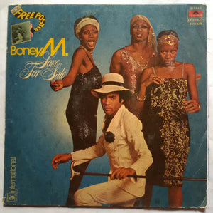Boney M . - Love For Sale