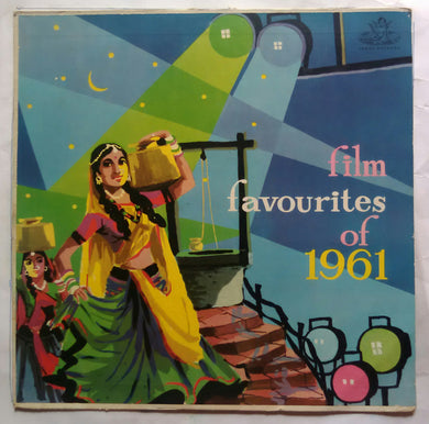 Film Favourites Of 1961
