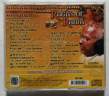 Raga's Of Raaja Music : Ilaiyaraaja