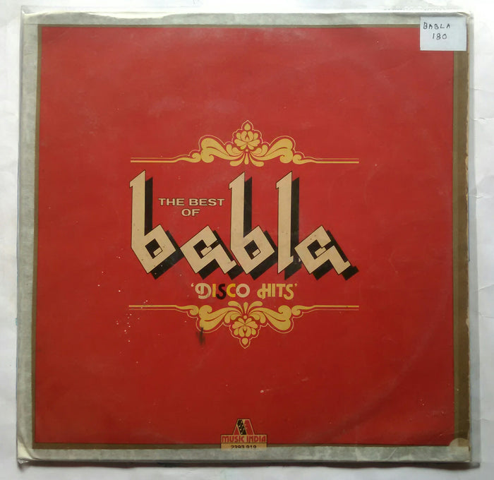 The Best of Babla Disco Hits