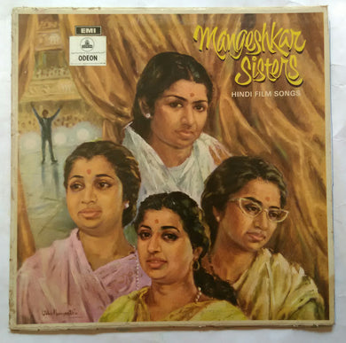 Mangeshkar Sisters Hindi Film Songs