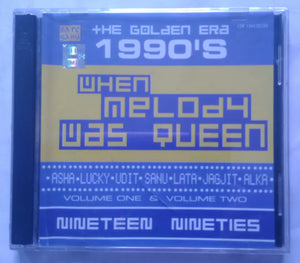 The Golden Era 1990's ( When Melody Was Queen ) CD 1&2