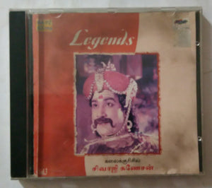 Legends Vol -3 Kalaikuricll Sivaji Ganesan
