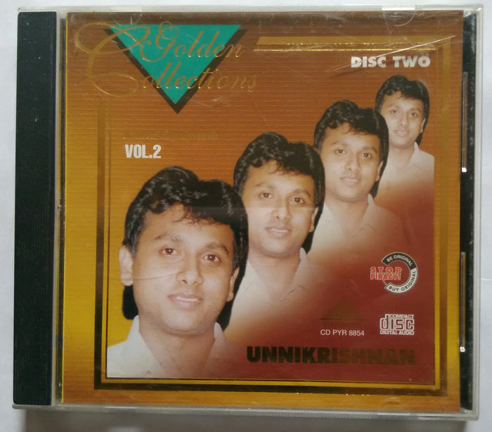 Golden Collections Unnikrishnan ( Vol -2 ) Disc Two
