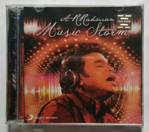 A. R. Rahman - Music Storm ( Two CD Pack )