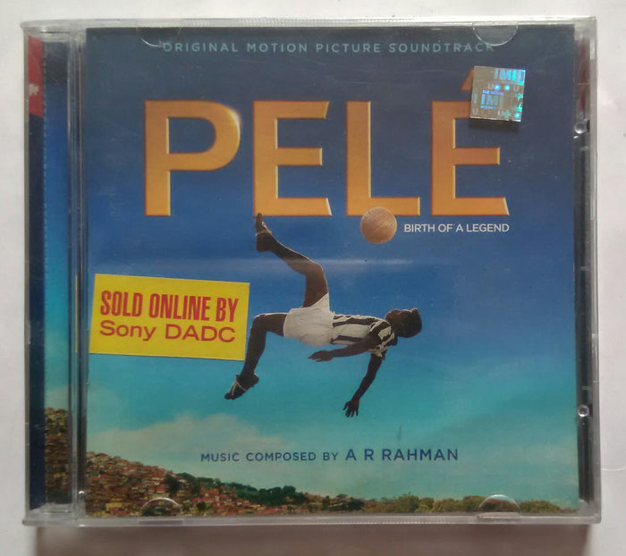 Pele ( Birth Of A Legend )