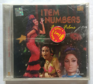 Item Numbers From Films