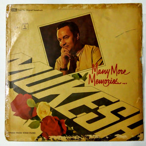 Buy Mukesh Hindi Vinyl LP record online from avdigital.in.