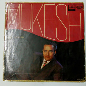 Buy Mukesh Hindi film Vinyl LP record online from avdigital.in.