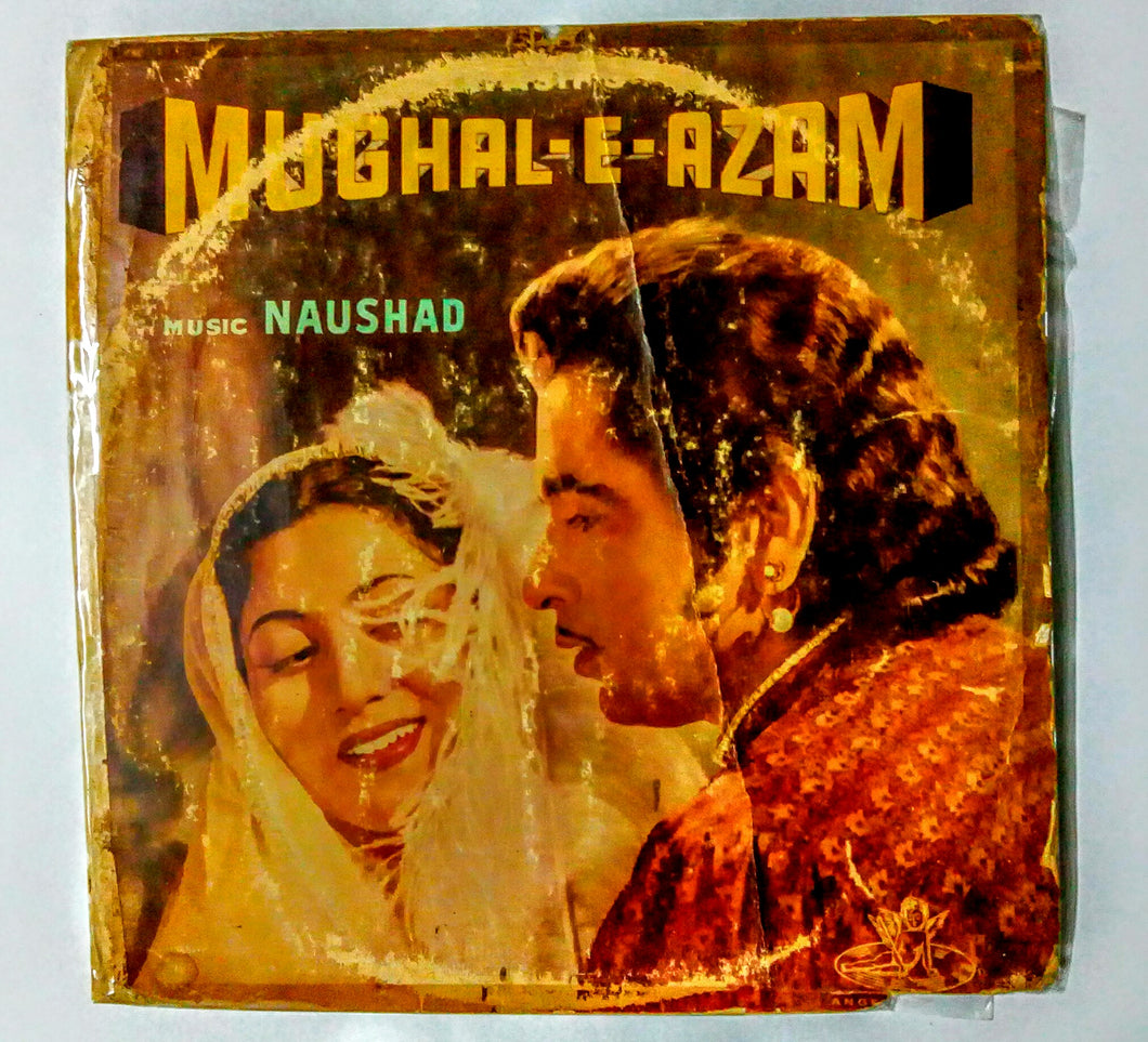 Buy Hindi film Mughal Ki Azsam Vinyl LP record online from avdigital.in