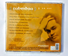 Buy Hindi audio cd of Zubeidaa online from avdigitals. AR Rahman Hindi audio cd online.